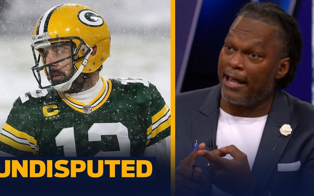 AARON RODGERS WINNING A 3RD MVP WOULD MAKE HIM A TOP 5 PLAYER OF ALL-TIME — LAVAR | NFL | UNDISPUTED