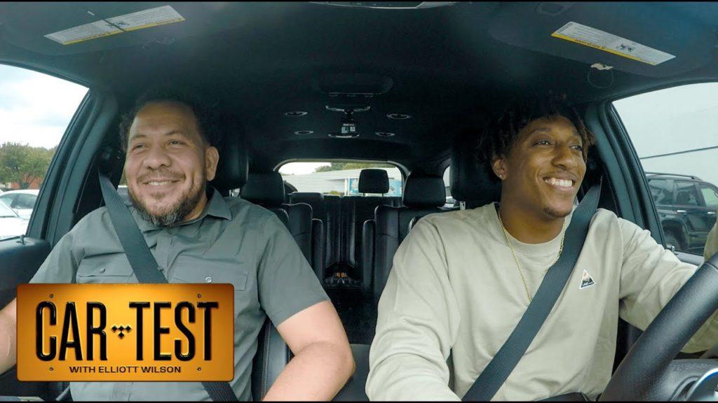 CAR TEST: LECRAE