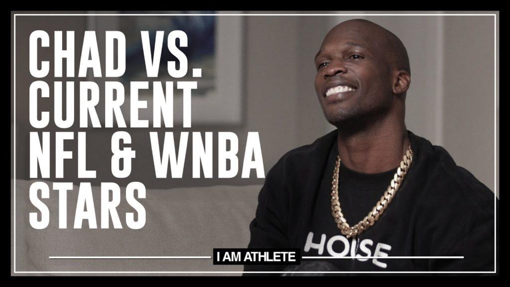 CHAD VS. CURRENT NFL & WNBA STARS   I AM ATHLETE (S2E20)
