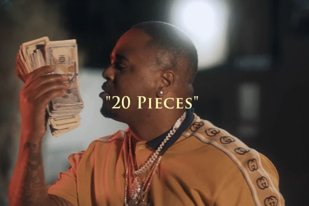 """DRAKEO THE RULER RELEASES VIDEO FOR """"20 PIECES"""""""