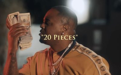 "DRAKEO THE RULER RELEASES VIDEO FOR ""20 PIECES"""