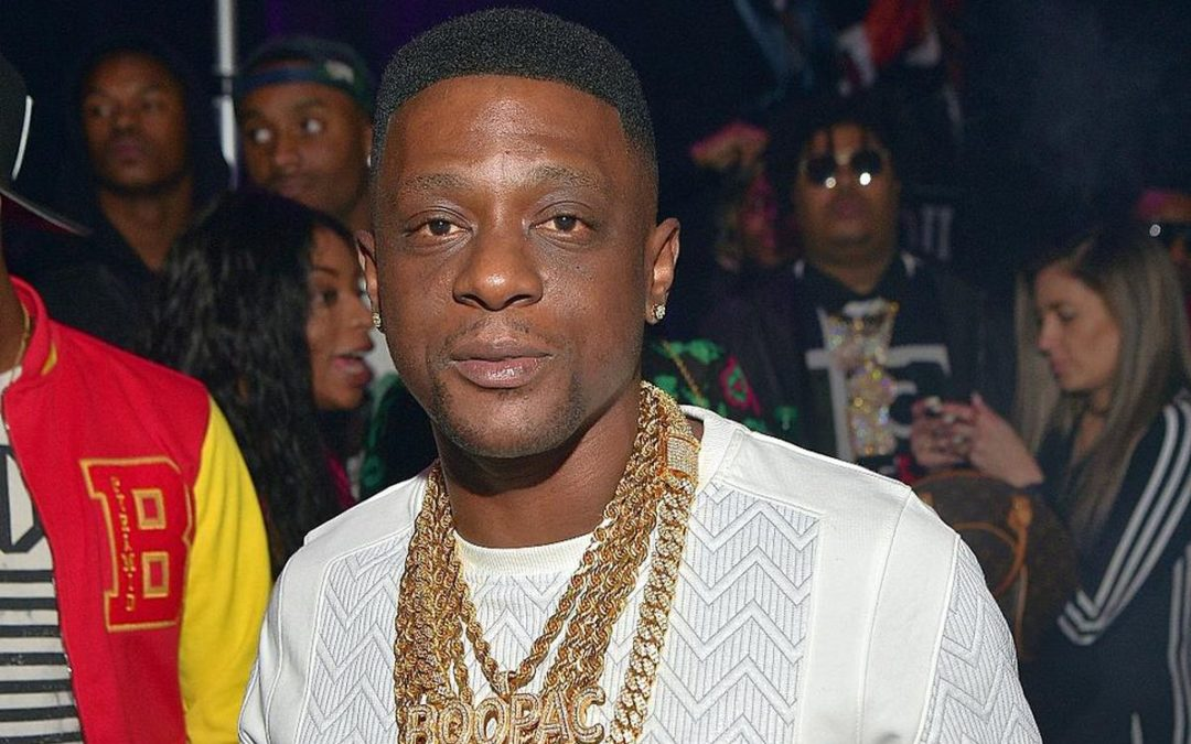 BOOSIE TALKS ABOUT C-MURDER NOT BEING PARDONED BY TRUMP
