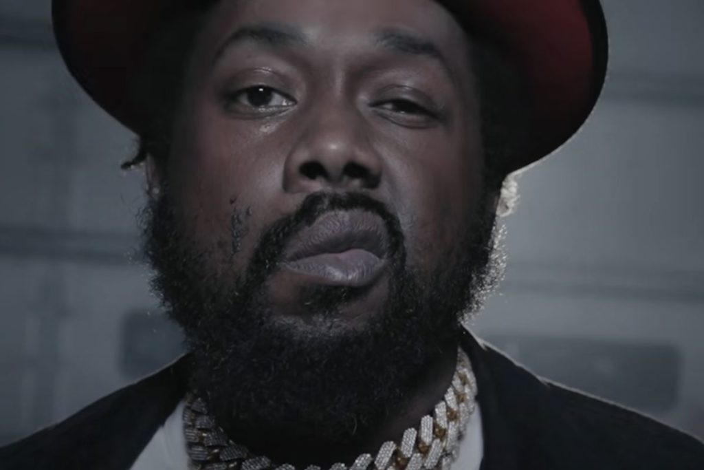 """Conway The Machine releases video for """"Jesus Khrysis"""""""
