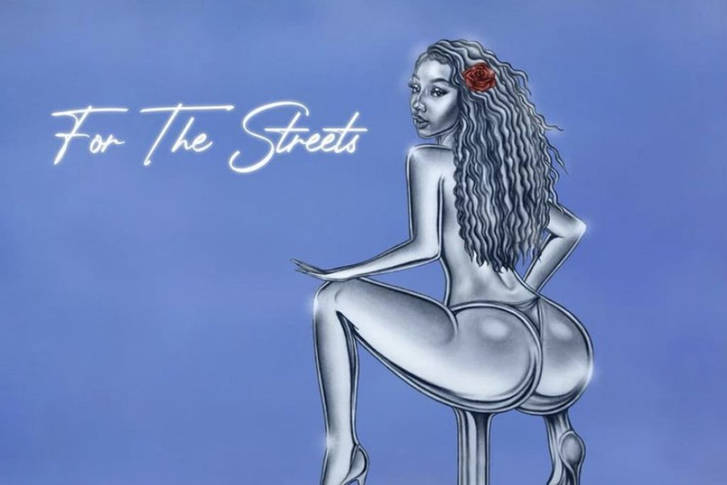 RUBI ROSE RELEASES 'FOR THE STREETS' MIXTAPE