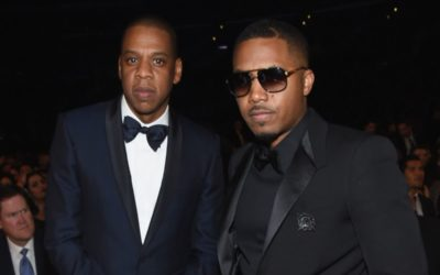 """NAS """"HONORED"""" TO HAVE ENGAGED IN RAP BEEF WITH JAY-Z"""