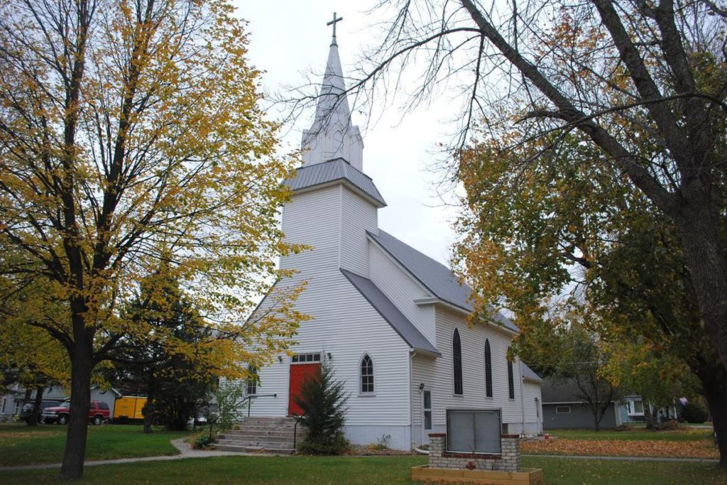 In Minnesota, Whites-only church opened
