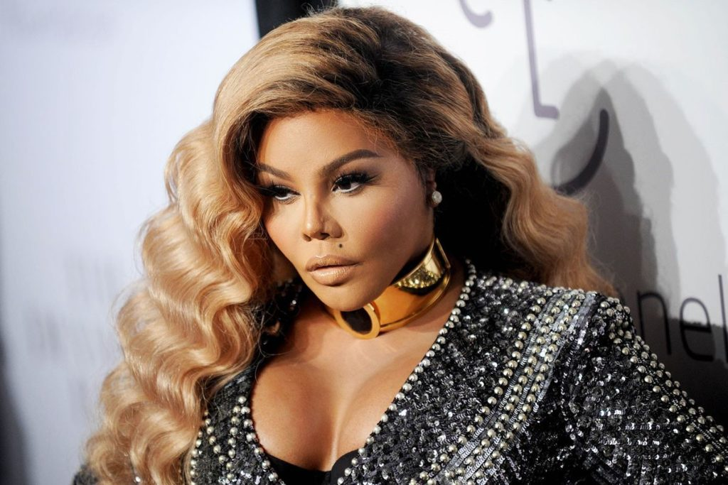 Lil' Kim reveals who she would want to act as her in a biopic