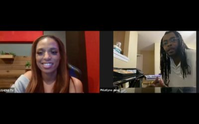 DREAMHUSTLEWIN PODCAST FEATURING PHLATLYNE | HOSTED BY KAREESH FORREAL | EP #57
