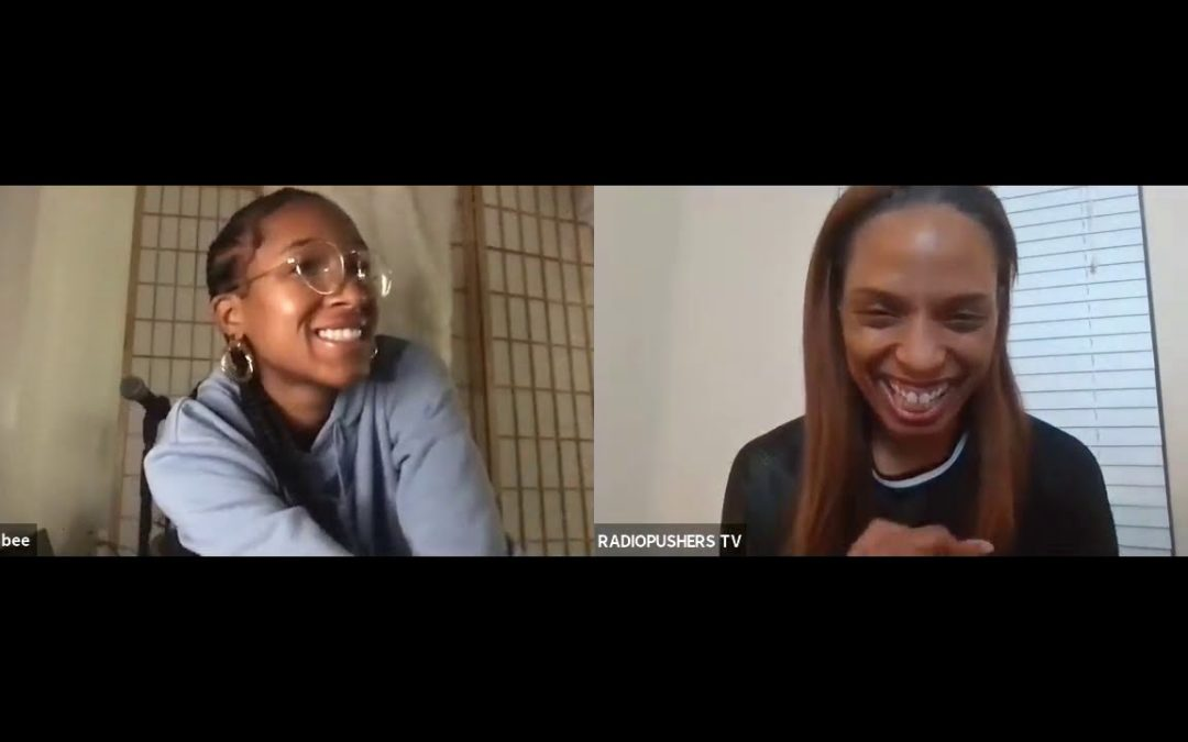 DREAMHUSTLEWIN PODCAST FEATURING JOURNEY BEE | HOSTED BY KAREESH FORREAL | EP #58