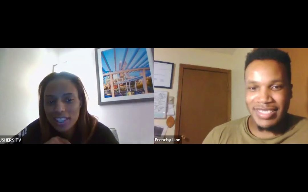 DREAMHUSTLEWIN PODCAST FEATURING FRENCHY LION PART-II | HOSTED BY KAREESH FORREAL | EP #59