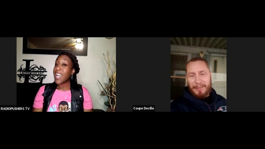 DREAMHUSTLEWIN PODCAST FEATURING COUPE DEVILLE   HOSTED BY LAGHE   EP #69
