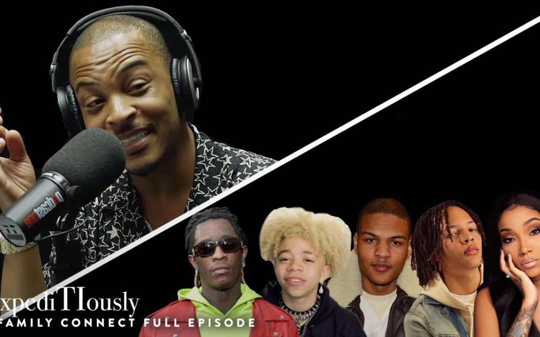 FAMILY CONNECT W/ MESSIAH, DOMANI, KING, TOKYO JETZ & YOUNG THUG | EXPEDITIOUSLY PODCAST