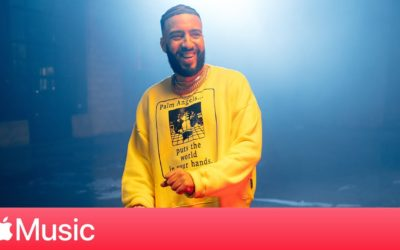 FRENCH MONTANA: 'CB5,' MEMORIES WITH POP SMOKE, AND SOBRIETY | APPLE MUSIC