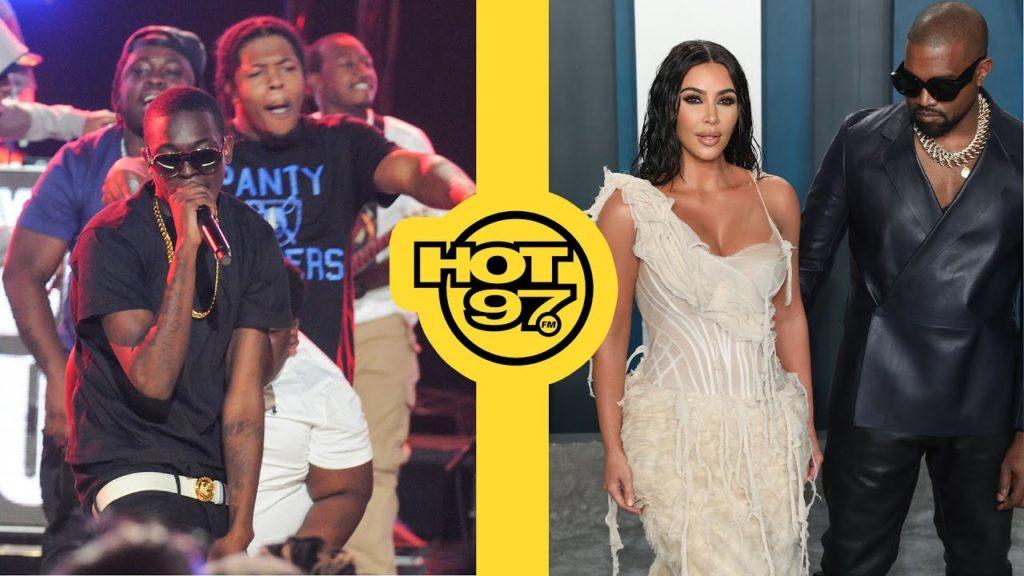 Is Bobby Shmurda Out Of Prison? + Kim Kardashian Files For Divorce From Kanye West