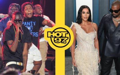 Is Bobby Shmurda Out Of Prison? + Kim Kardashian Files For Divorce From Kanye West