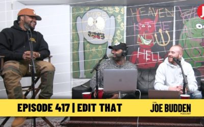 THE JOE BUDDEN PODCAST EPISODE 417