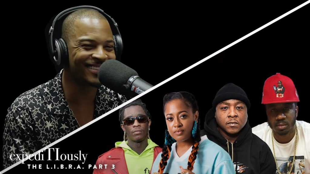 THE L.I.B.R.A. PART 3: TOKYO JETZ, YOUNG THUG, KING, DOMANI & MESSIAH HARRIS | EXPEDITIOUSLY PODCAST