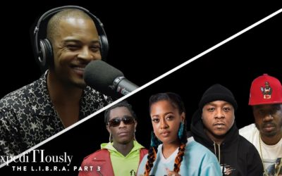 THE L.I.B.R.A. PART 3: TOKYO JETZ, YOUNG THUG, KING, DOMANI & MESSIAH HARRIS   EXPEDITIOUSLY PODCAST
