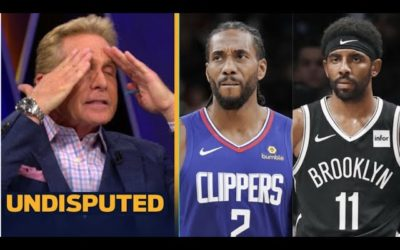 UNDISPUTED | SKIP BAYLESS REACTS IRVING SCORES 39 PTS IN NETS 124-120 WIN OVER KAWHI'S CLIPPERS