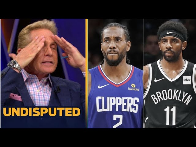 UNDISPUTED   SKIP BAYLESS REACTS IRVING SCORES 39 PTS IN NETS 124-120 WIN OVER KAWHI'S CLIPPERS