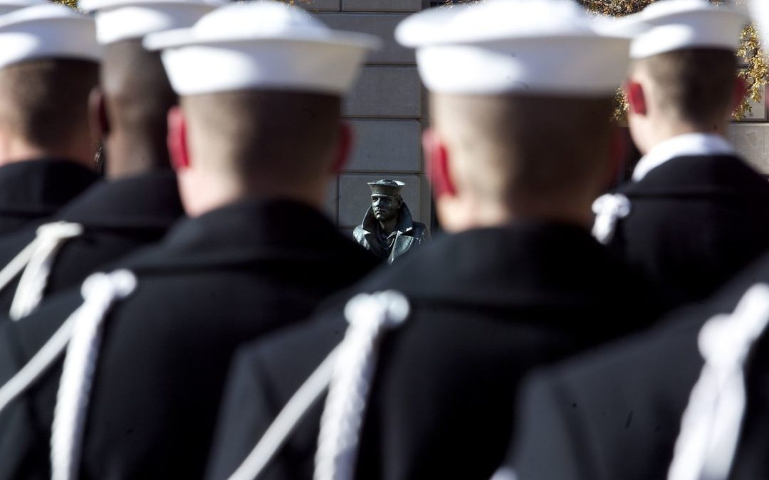 NAVY INVESTIGATES NOOSE ON THE WARSHIP BED OF BLACK SAILOR