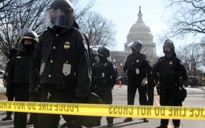 One more officer dies by suicide following Capitol riots