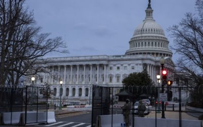 Man arrested near the U.S. Capitol carrying a gun