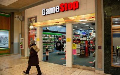 USERS OF ROBINHOOD ENRAGED AFTER GAMESTOP STOCK TRADES ARE RESTRICTED