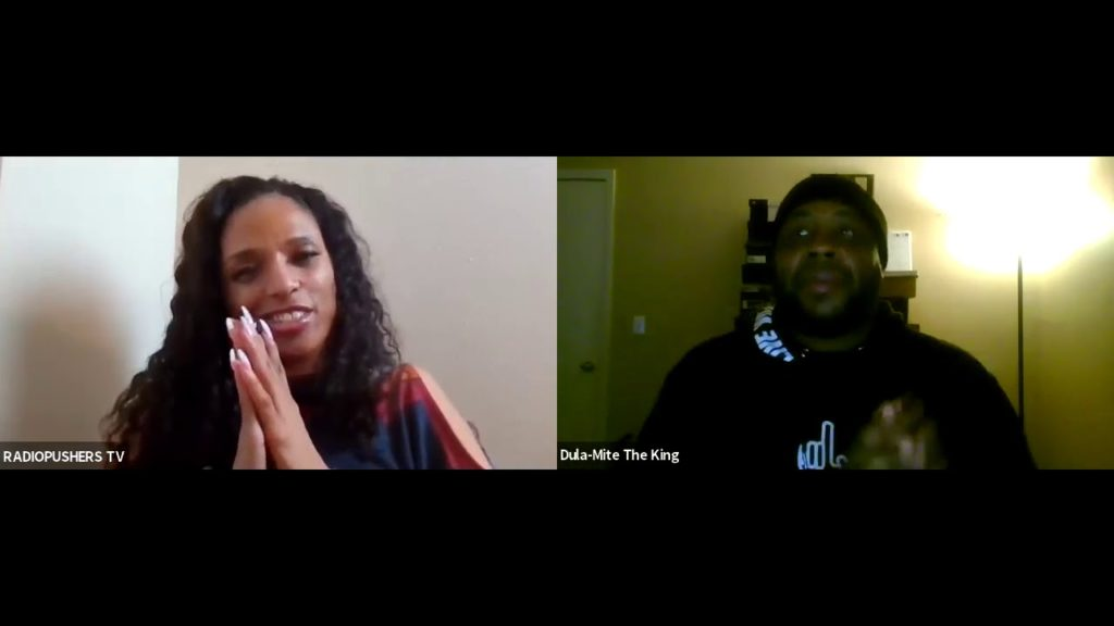 DREAMHUSTLEWIN PODCAST FEATURING DULA MITE   HOSTED BY KAREESH FORREAL   EP #78