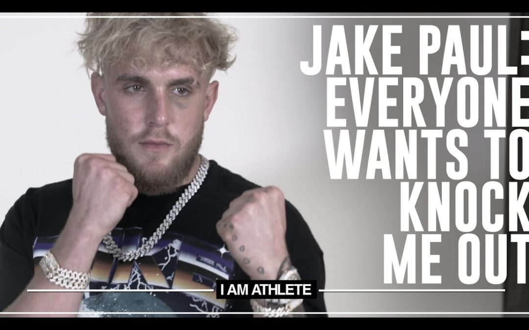 JAKE PAUL: EVERYONE WANTS TO KNOCK ME OUT | I AM ATHLETE WITH BRANDON MARSHALL, CHAD JOHNSON & MORE