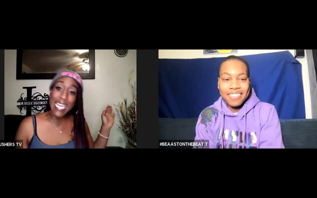 DREAMHUSTLEWIN PODCAST FEATURING LEASH DA BEAAST | HOSTED BY LAGHE  | EP #79