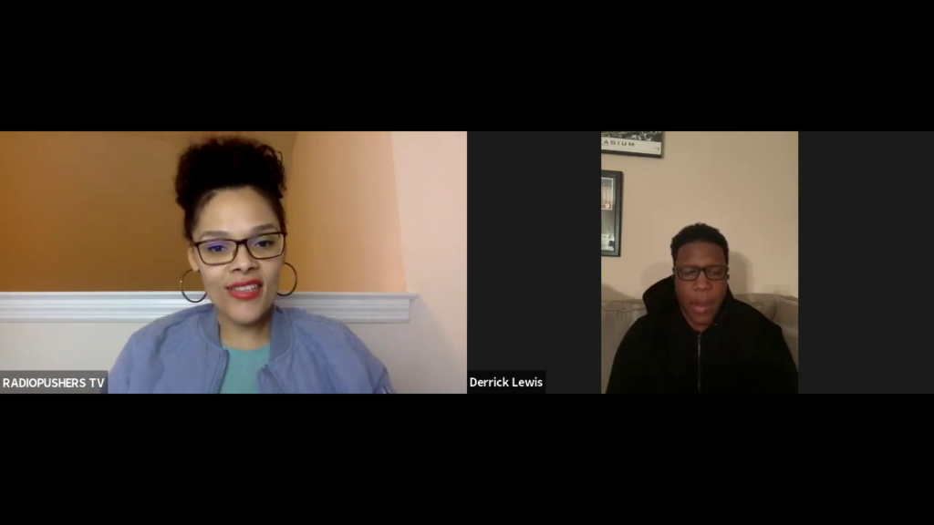 DREAMHUSTLEWIN PODCAST FEATURING DERRICK T. LEWIS PART-IV | HOSTED BY OFFICIAL ZOE ROSE GOLD | EP #84
