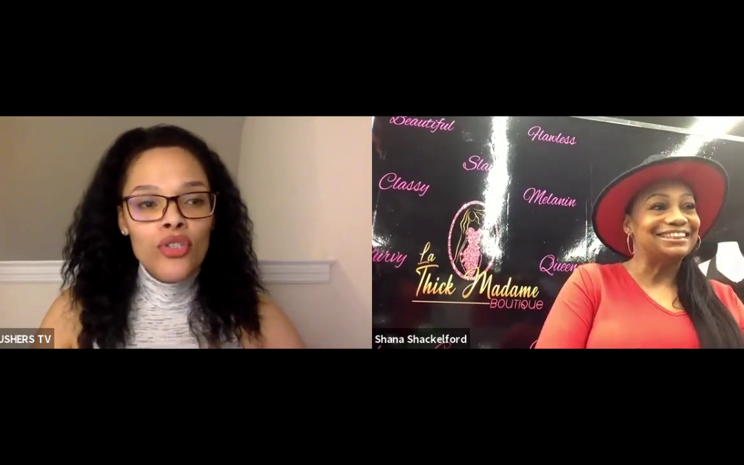 DREAMHUSTLEWIN PODCAST FEATURING SHANA SCHACKLEFORD | HOSTED BY  ZOE ROSEGOLD | EP #83
