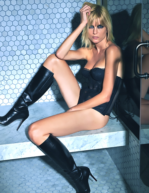 Hollywood Actress and model Eugenia Kuzmina Features On A Wilde Tuna Exclusive