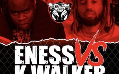 E-NESS VS K. WALKER On March 28th
