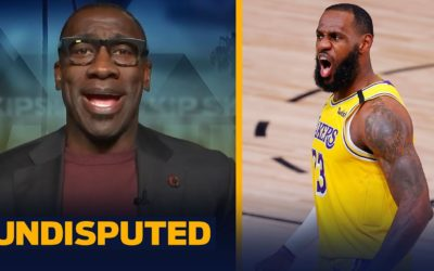 SKIP & SHANNON REACT TO LEBRON & KEVIN DURANT'S ALL-STAR DRAFT SELECTION   NBA   UNDISPUTED