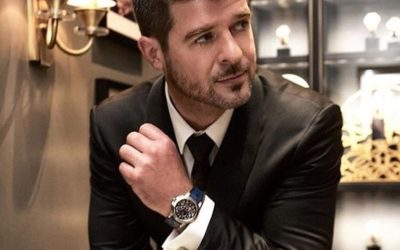Robin Thicke's On Earth, And In Heaven reenergizes R&B in 2021