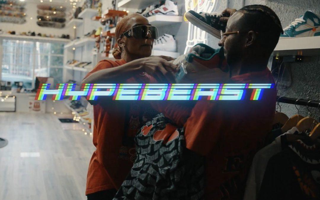 "ERIC BELLINGER AND HITMAKA RELEASE VIDEO FOR ""HYPE BEAST"""