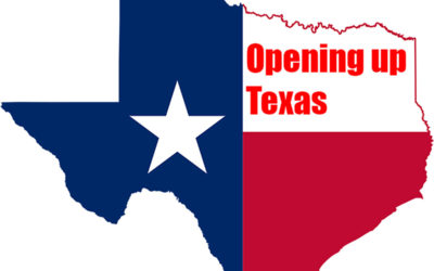 Texas Opens Despite Covid-19 and Harsh Winter In Pursuit Of Independance