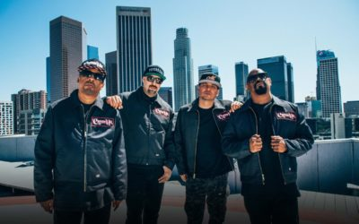 "Cypress Hill new single ""Champion Sound"" released"
