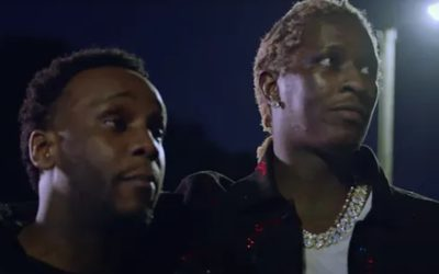 """Young Thug, Gunna, YTB Trench, and Lil Baby release """"Paid The Fine"""" video"""