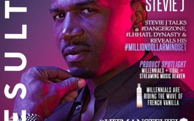 Stevie J is 'Lord of The Strings' in music