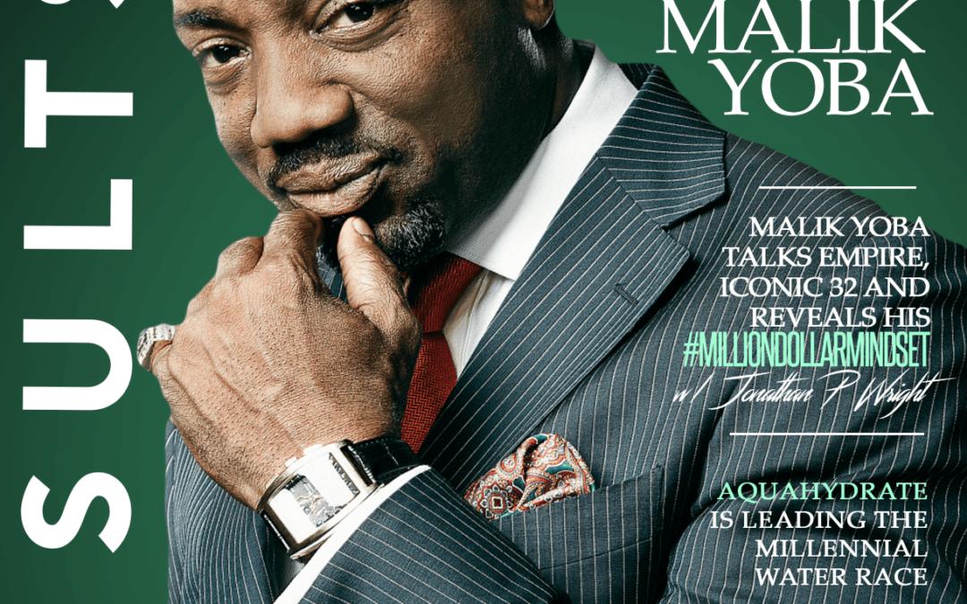 The Legend of Malik Yoba