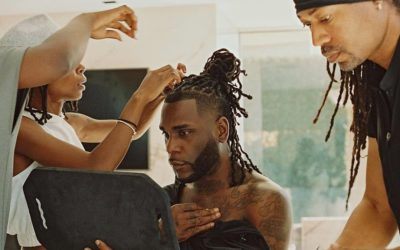 Burna Boy sets the internet on fire with 'Question' visual