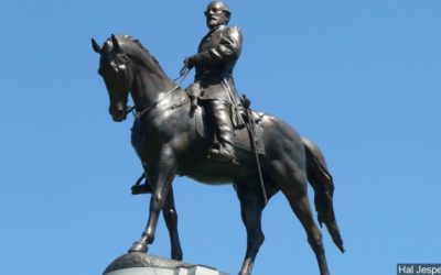 To be demolished: Robert E. Lee's statue in Richmond